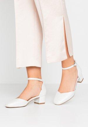 BECCA - Classic heels - white