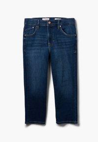 s.Oliver - Denim shorts - dark blue - 3