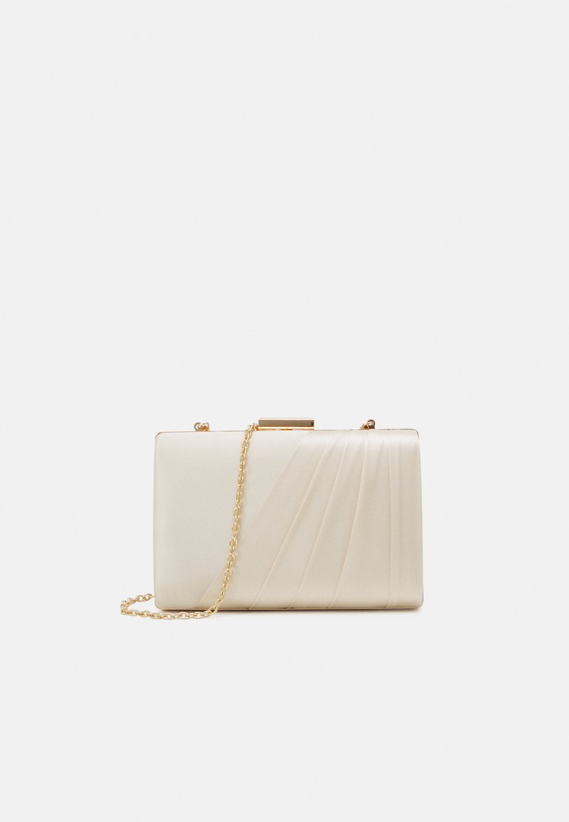 Forever New - NADIA PLEATED PANEL - Clutch - beige