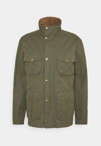 SANDERLING CASUAL - Summer jacket - fern
