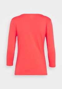Marks & Spencer London - FITTED SLASH - Langarmshirt - red - 1