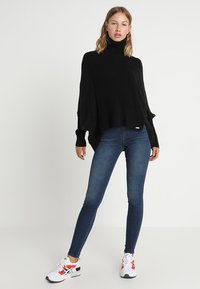 Dr.Denim - LEXY - Jeans Skinny Fit - worn dark blue - 1