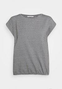Opus - SAUMI - Camiseta estampada - black - 0
