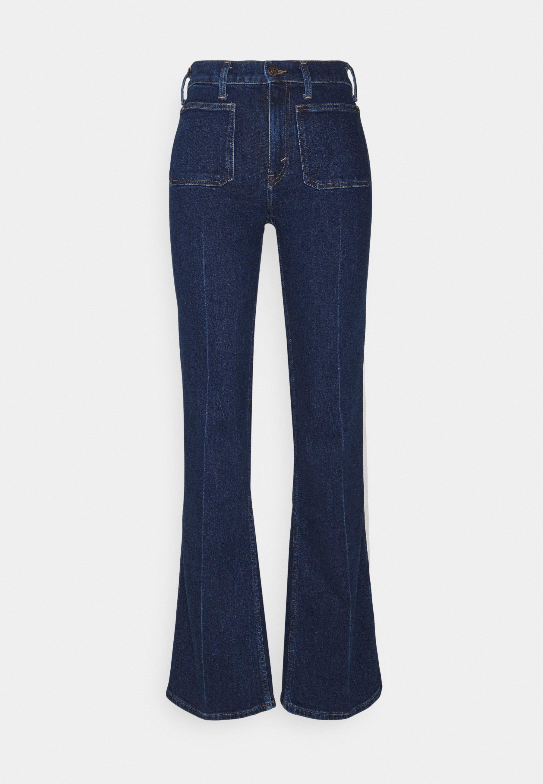 Women RYNNE WASH - Flared Jeans