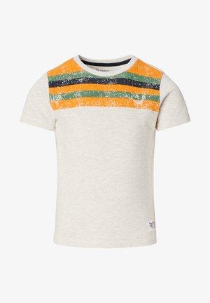 LEITACOURT - Print T-shirt - oatmeal