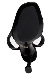 Violeta by Mango - PLUMAS - High heeled sandals - noir - 3