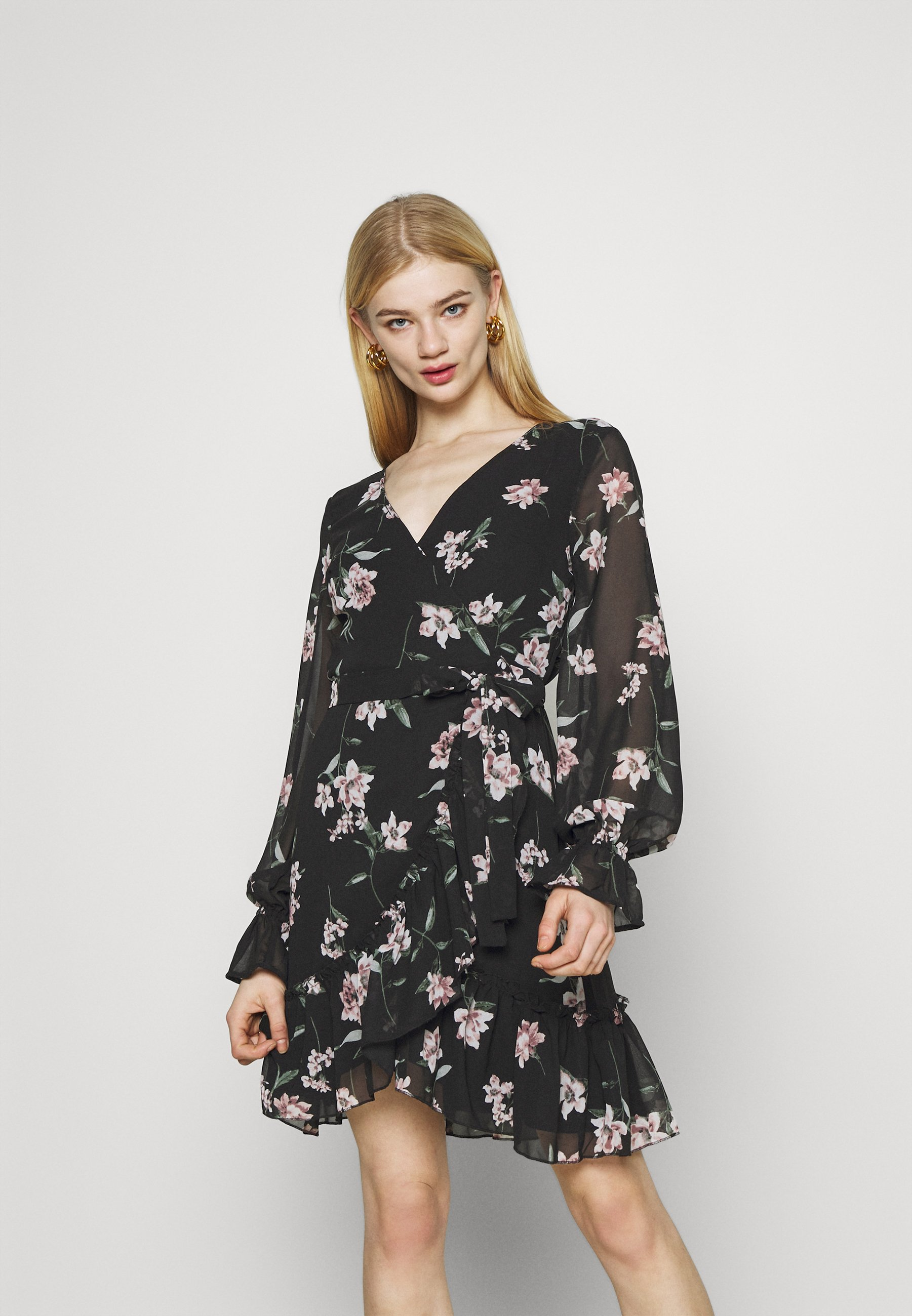 Damen JULIANNA WRAP DRESS - Cocktailkleid/festliches Kleid