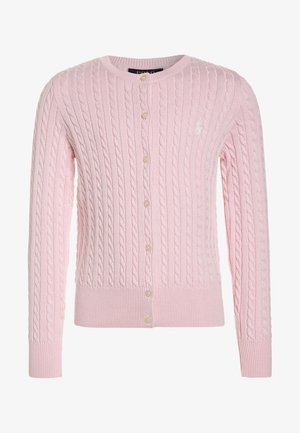 MINI CABLE - Cardigan - hint of pink