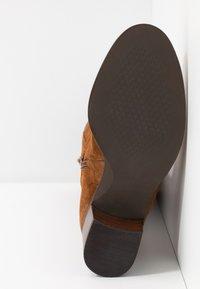 Gabor - Vysoká obuv - cognac - 6