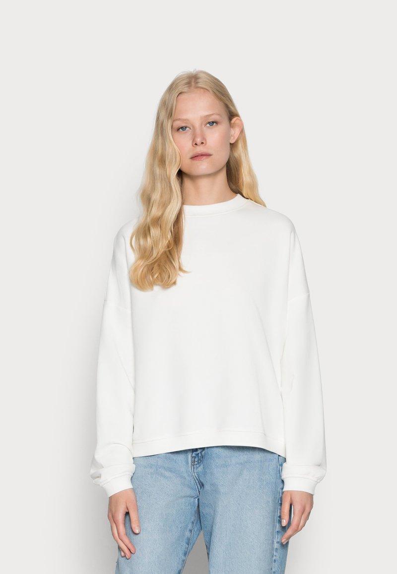 edc by Esprit - CREWNECK  - Collegepaita - off white