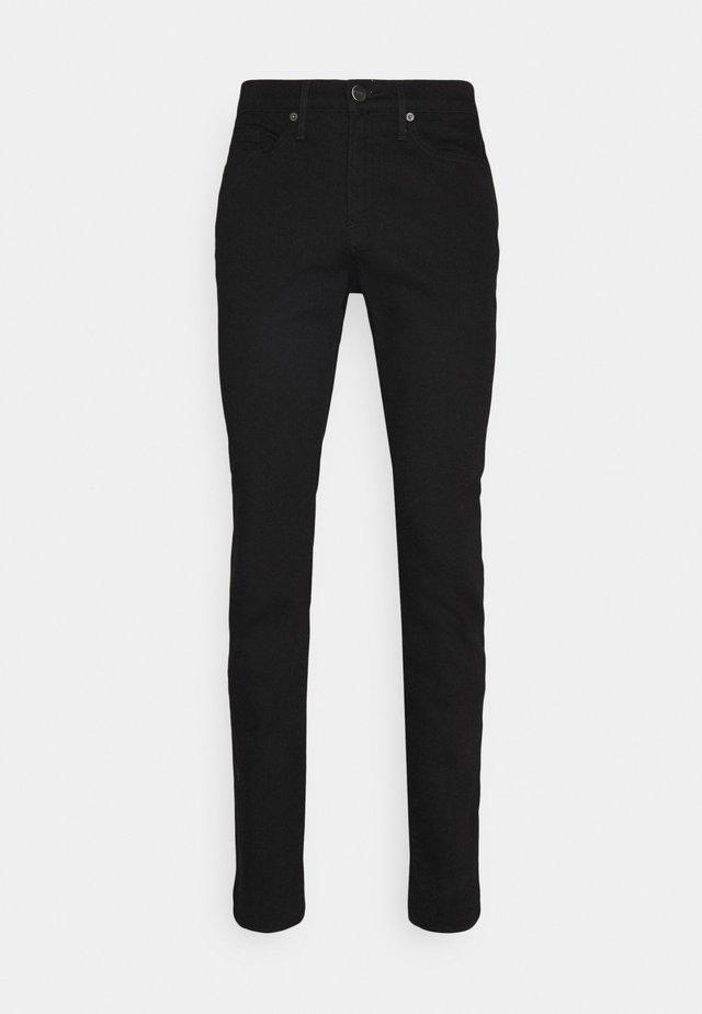 HOMME SKINNY - Slim fit jeans - noir