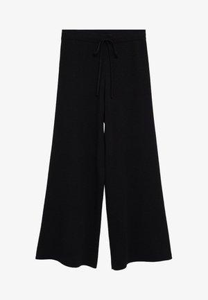 SOL - Trousers - noir