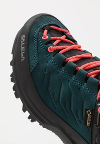 Salewa - MTN TRAINER MID GTX - Hiking shoes - atlantic deep/ombre blue - 5