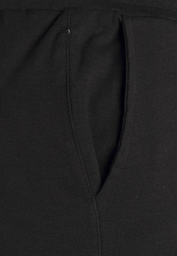 Brave Soul ROCKERPLAIN - BojÓwki - black/czarny Odzież Męska XKBT