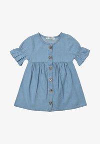 Cigit - Denim dress - blue denim - 0