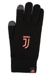 adidas Performance - JUVENTUS TURIN GLOVES - Gloves - black - 3