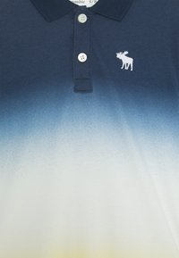 Abercrombie & Fitch - Polo shirt - blue/yellow - 2