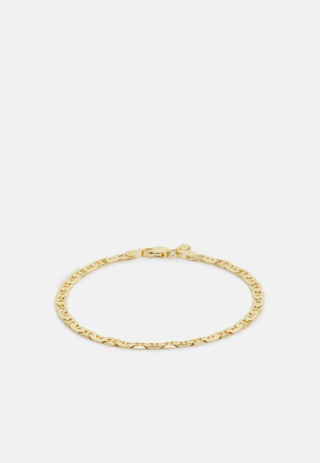 CARLO BRACELET UNISEX - Bracelet - gold-coloured