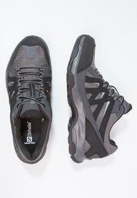 Salomon - EFFECT GTX - Hiking shoes - magnet/black/monument - 1