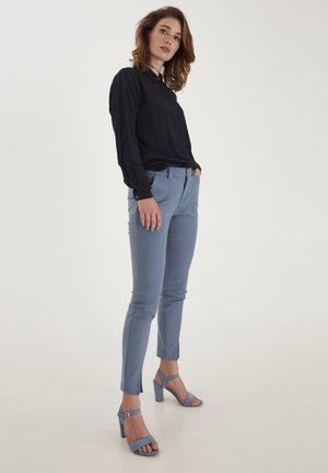 Pantalon classique - china blue