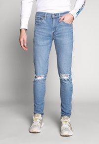 Levi's® - SKINNY TAPER - Jeans Skinny Fit - light blue denim - 0