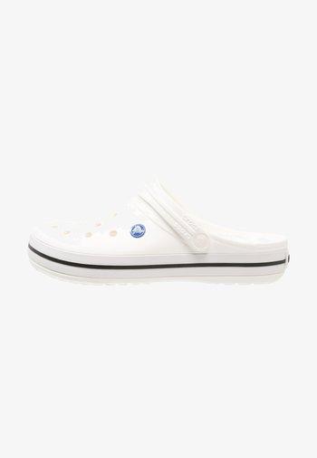 CROCBAND UNISEX - Clogs - white