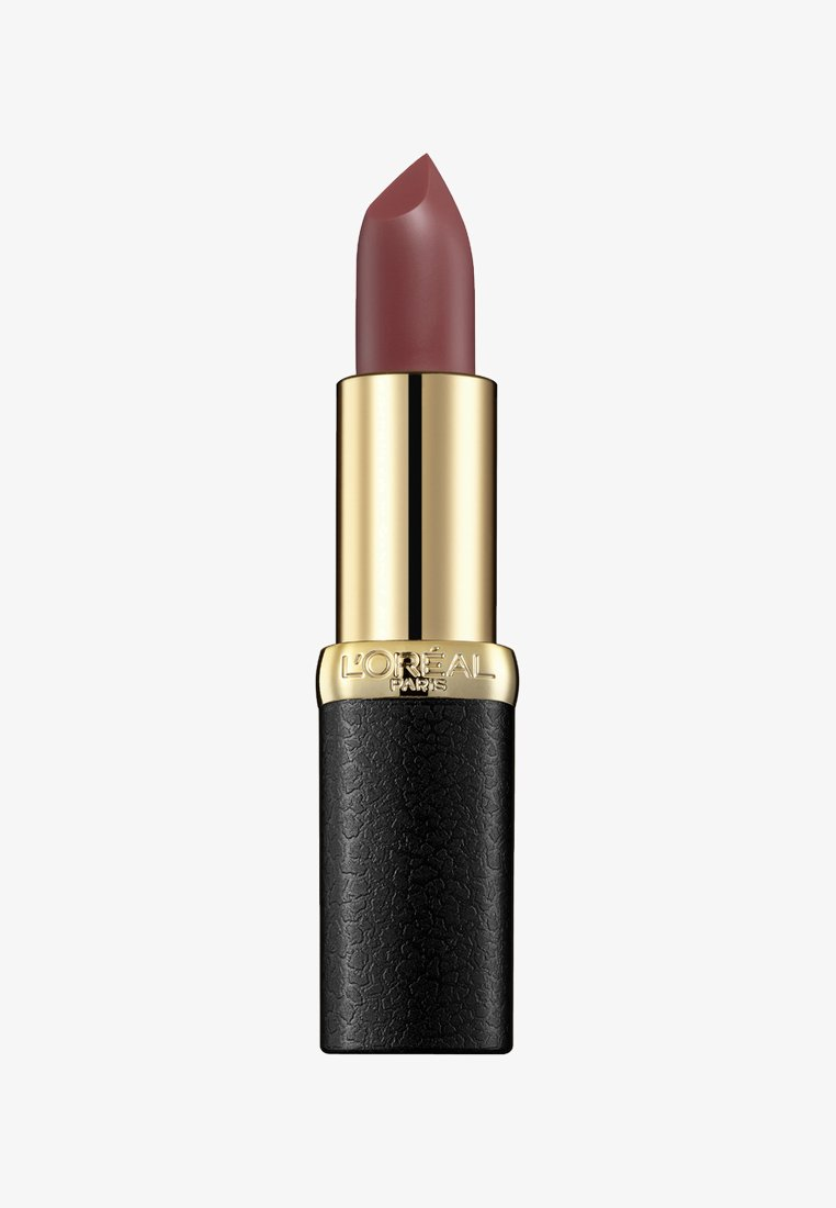 L'Oréal Paris - COLOR RICHE MATTE ADDICTION - Lipstick - 636 mahagony studs