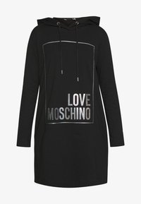 Love Moschino - Korte jurk - black - 5