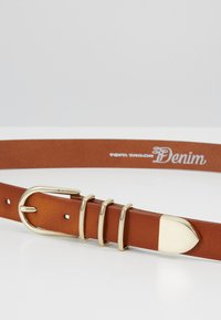 TOM TAILOR DENIM - TF0081L07 - Ceinture - cognac