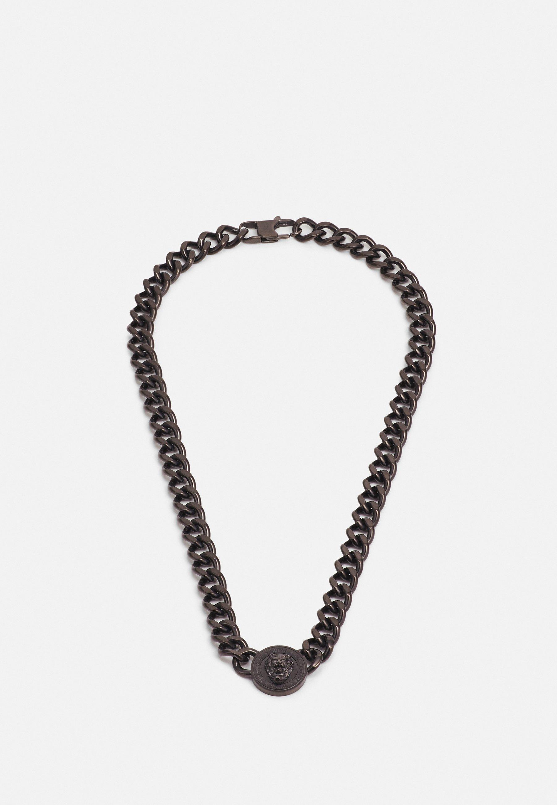 Women LION COIN CHAIN NECKLACE UNISEX - Necklace
