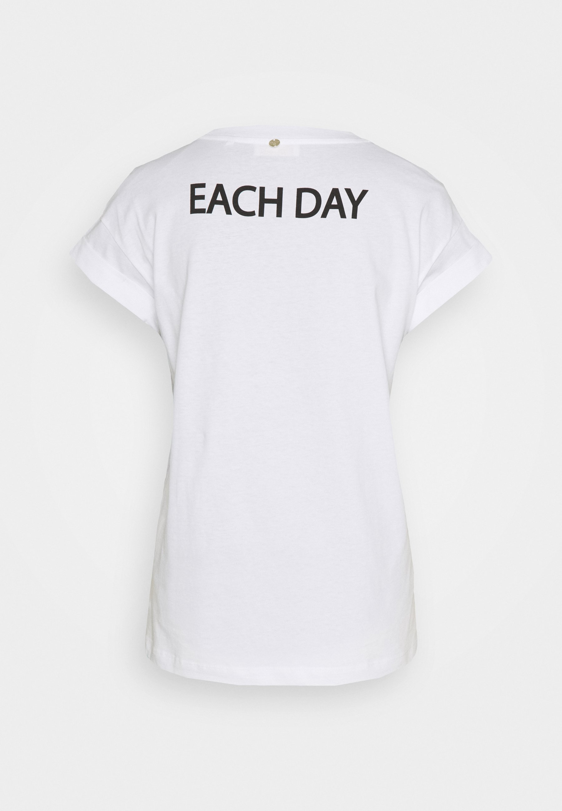 Rich & Royal Weekend Every Day Print - T-shirts Med Black/hvit