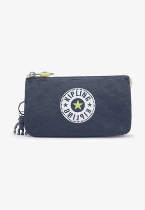 CREATIVITY L - Wallet - grey slate bl