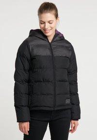 PYUA - Ski jacket - black - 0
