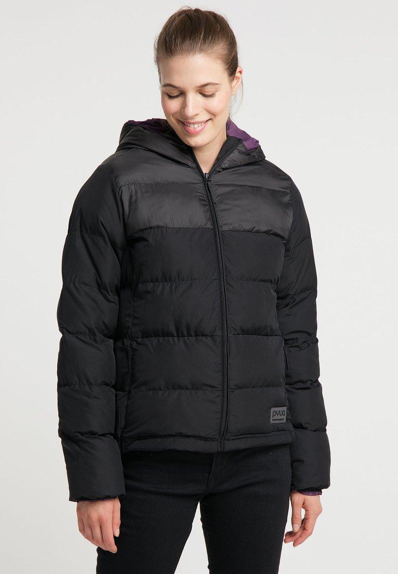 PYUA - Ski jacket - black