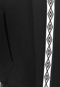 Umbro - Zip-up hoodie - black - 2