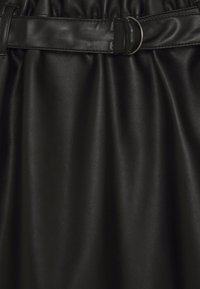 Name it - NKFLORENA SKIRT - Minirok - black - 2