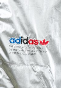 adidas Originals - TRICOL - Træningsjakker - silver - 2