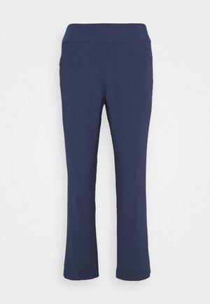 PULLON ANKLE PANT - Pantalon classique - tech indigo