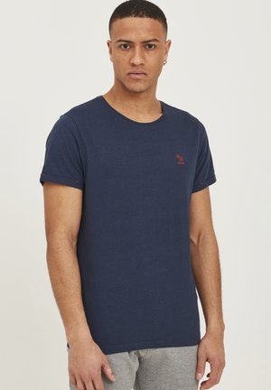 Basic T-shirt - dress blues