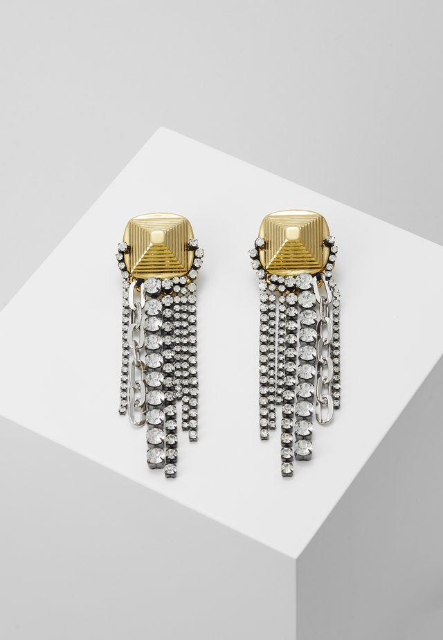 EARRINGS - Korvakorut - gold-coloured
