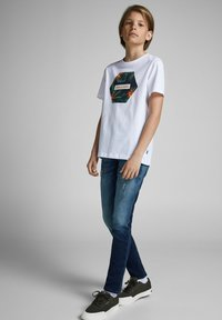 Jack & Jones Junior - Jeans Slim Fit - blue denim - 3