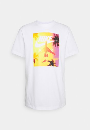 TEE BY AIR PHOTO - T-shirt con stampa - white
