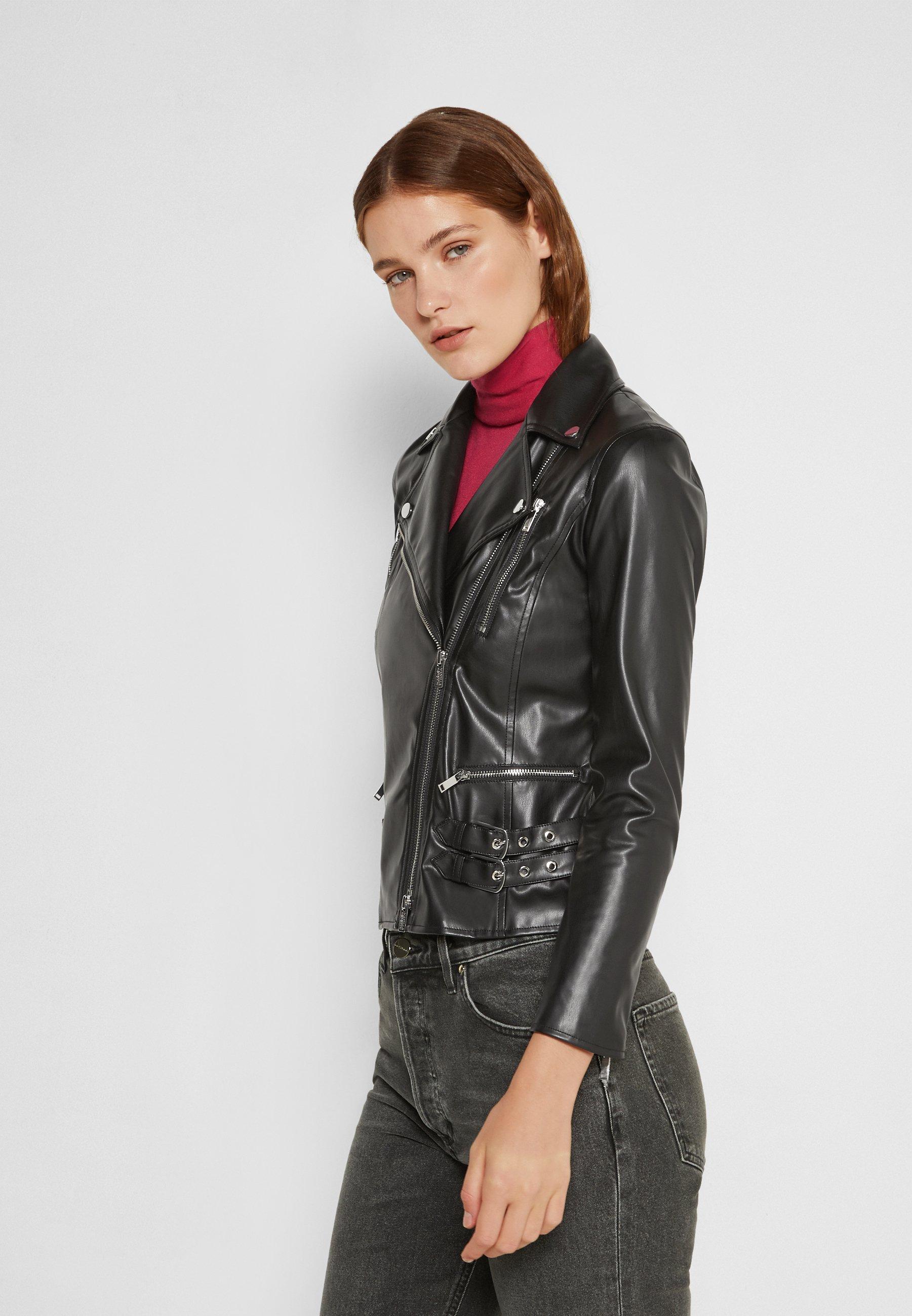 Women DONATA - Faux leather jacket