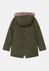s.Oliver - Winter coat - khaki/olive - 1
