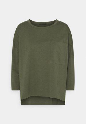 KAORI - Long sleeved top - grün