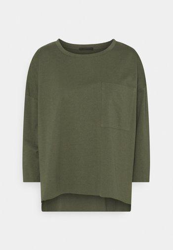KAORI - Långärmad tröja - grün