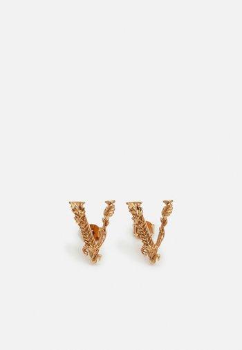 FASHION JEWELRY UNISEX - Earrings - oro caldo
