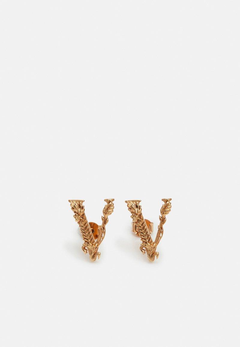 Versace - FASHION JEWELRY UNISEX - Earrings - oro caldo