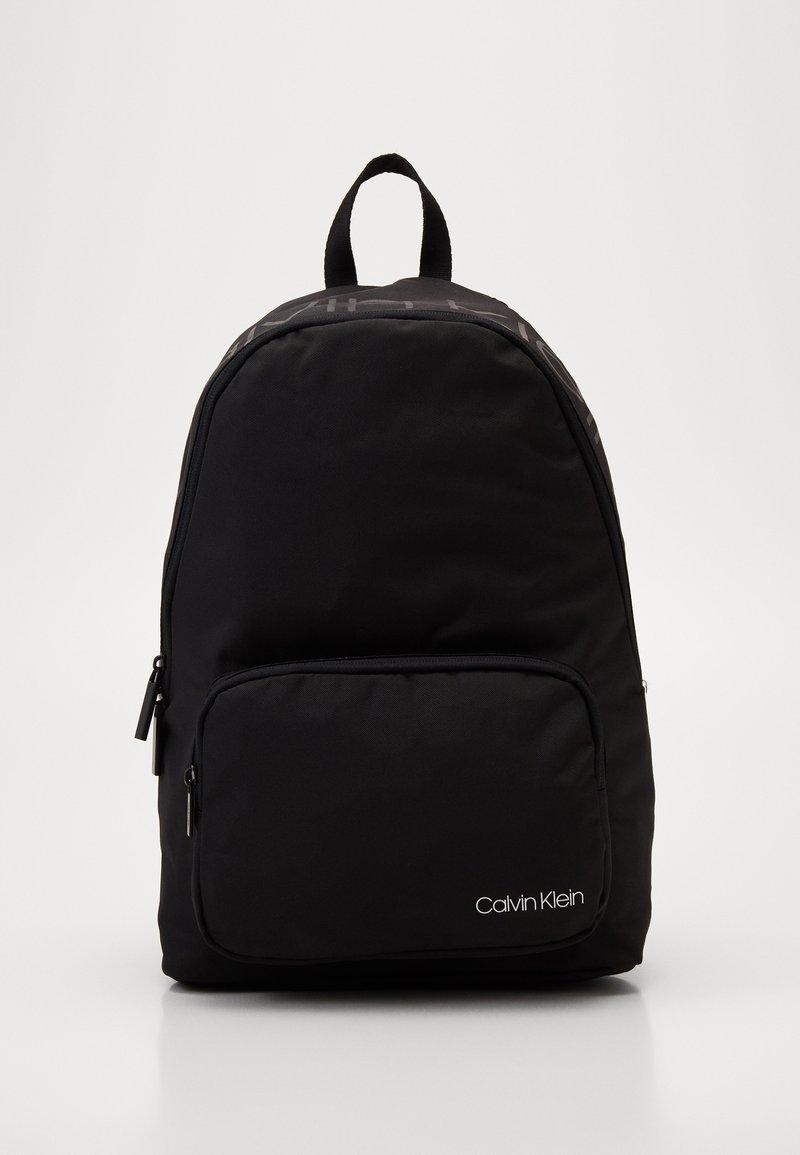 Calvin Klein - ITEM BACKPACK  - Ryggsäck - black