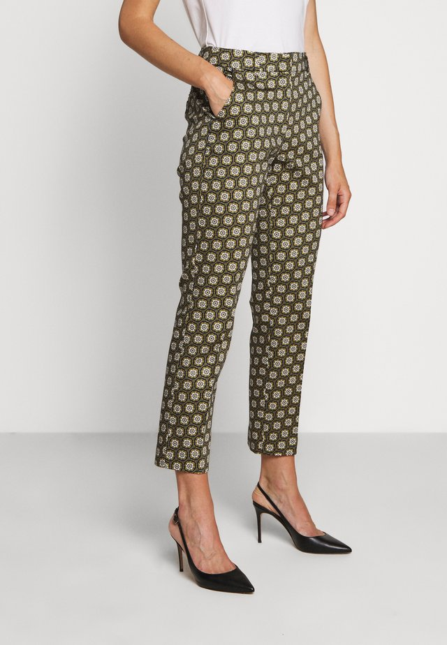 ASTRALE - Trousers - gold